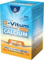 D-Vitum Forte Calcium