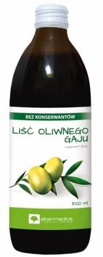 Liść Oliwnego Gaju