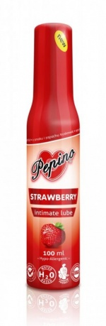 Pepino Strawberry Intimate Lube
