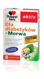 Doppelherz aktiv Dla Diabetyków+Morwa