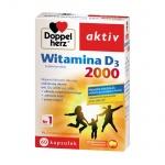 Doppelherz aktiv Witamina D3 2000