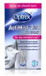 Optrex ActiMist do oczu suchych