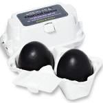 Egg Soap Charcoal