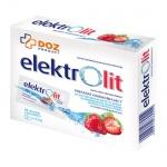 Elektrolit o smaku truskawkowym