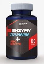 Enzymy trawienne+probiotyk