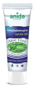 Anida  żel do rąk antybakteryjny Aloe Vera