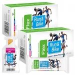 Flex + Baton Protein Snack + Endurance Gel