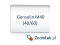 Gensulin M40 (40/60)