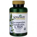 Glucozamine, Chondroitin & MSM