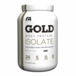Gold Whey Protein Isolate + Xtreme MVF