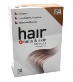 Hair + Nails & Skin Formula
