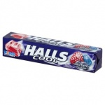 Halls Cool wild berry