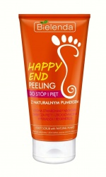 Happy End Peeling do stóp i pięt z naturalnym pumeksem