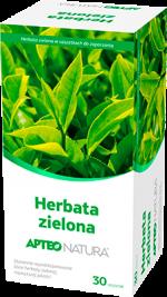 Herbata zielona APTEO NATURA
