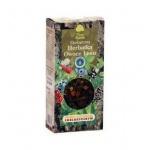 Herbatka owocowa z owocami leśnymi