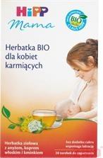 Hipp herbata dla kobiet karmiących BIO