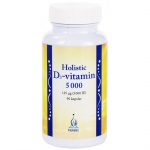 Holistic D3-vitamin 125µg