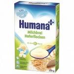 Humana kaszka mleczna z płatkami owsianymi