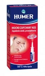 Humer Mocno Zapchany Nos