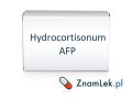 Hydrocortisonum AFP