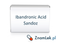 Ibandronic Acid Sandoz