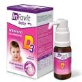 InFavit baby Witamina D3