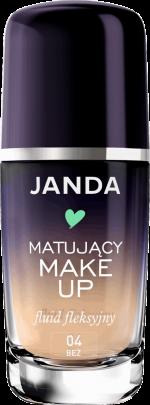 Janda Matujący Make Up