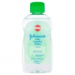 Johnson's baby oil oliwka z aloesem
