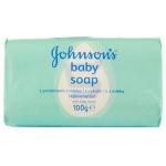 Johnson's baby soap mydło z proteinami z mleka