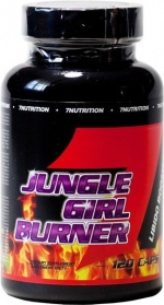 Jungle Girl Burner