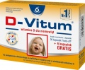 K i D Vitum Witamina K i D dla niemowląt