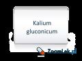 Kalium gluconicum
