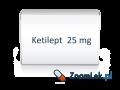 Ketilept  25 mg