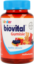 Kinder Biovital Gumisie