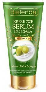 Kremowe serum do ciała