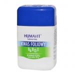 Kwas Foliowy, B6, B12, E