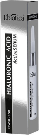 L'Biotica Hialuronic Acid Active Serum