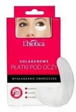 L'Biotica Kolagenowe płatki pod oczy