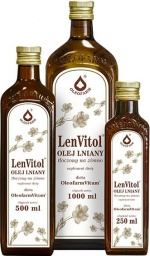 LenVitol olej lniany