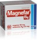 Magnefar B6 Magnez + B6