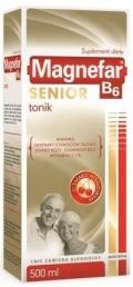 Magnefar B6 Senior Tonik