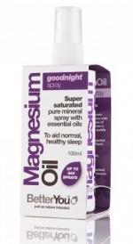 Magnesium Oil Goodnight