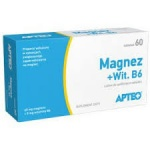 Magnez Forte + Wit. B6