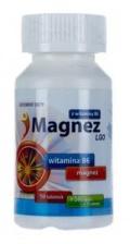 Magnez LGO z witaminą B6
