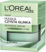 Maska Czysta Glinka