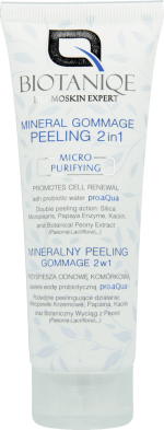 Mineral Gommage Peeling 2in1