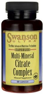 Multi-Mineral Citrate Complex