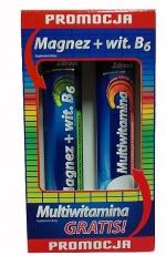 Mutiwitamina +magnez B6