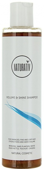 Naturativ Volume&Shine Shampoo