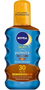 Nivea Sun Protect&Bronze